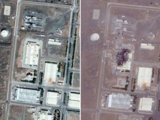 """تفجير """"نطنز"""".. حروب المنطقة الرمادية تنتقل إلى داخل إيران"""