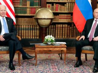 """قمة """"الخطوط الحمراء"""".. بوتين يغادر جنيف منتصراً"""