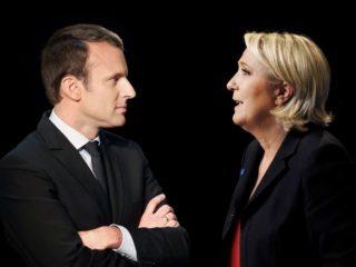 ماكرون ولوبن يُدشّنان معركة الرئاسة في الإنتخابات المناطقية